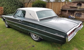 1966 Ford Thunderbird Town Landau - Cruise (13)