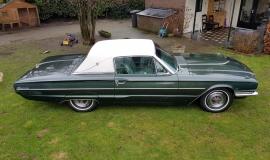 1966 Ford Thunderbird Town Landau - Cruise (17)