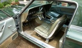 1966 Ford Thunderbird TOWN HARDTOP