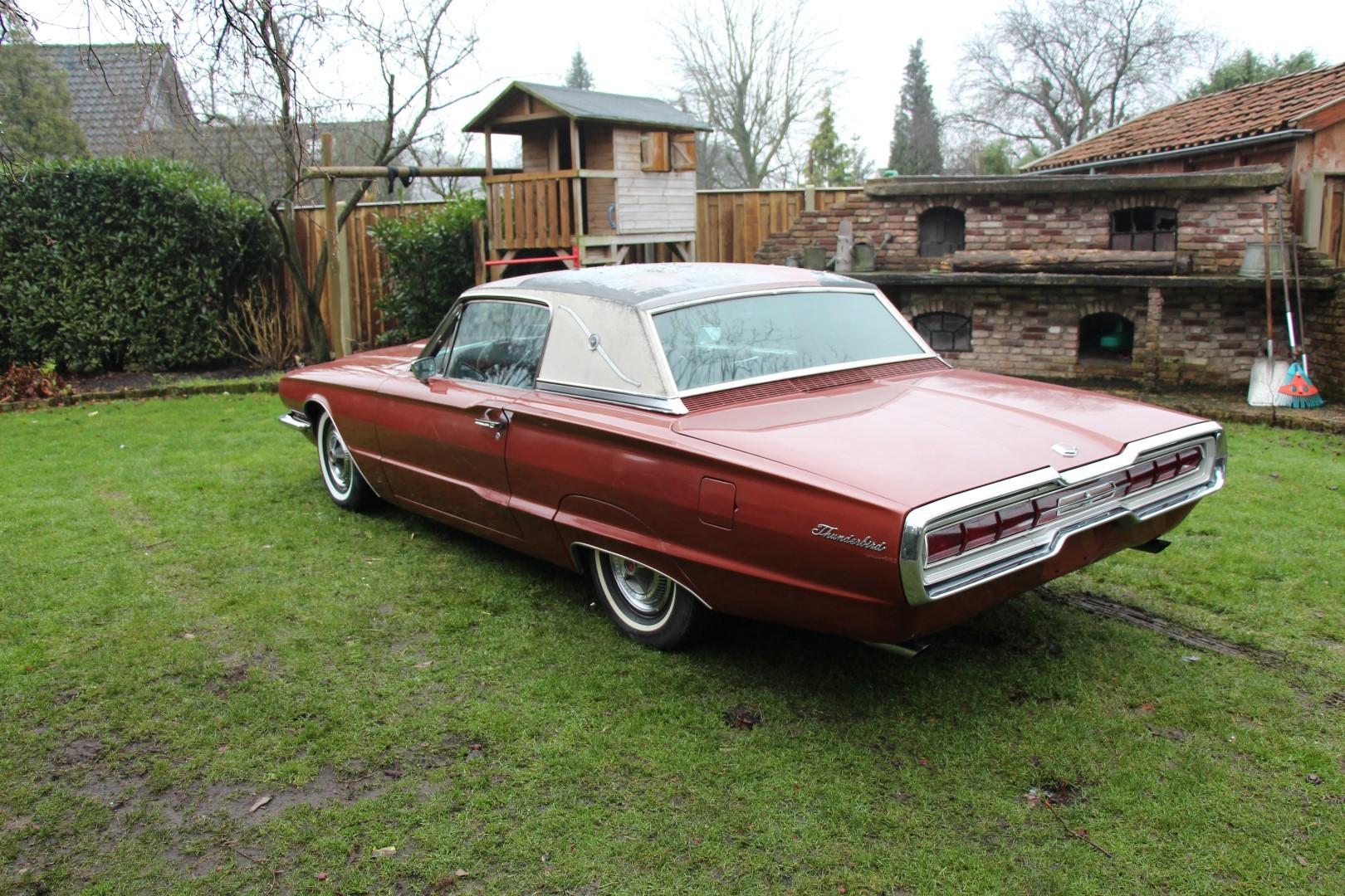 1966 Ford Thunderbird Town Landau 428 - emberglow (19)