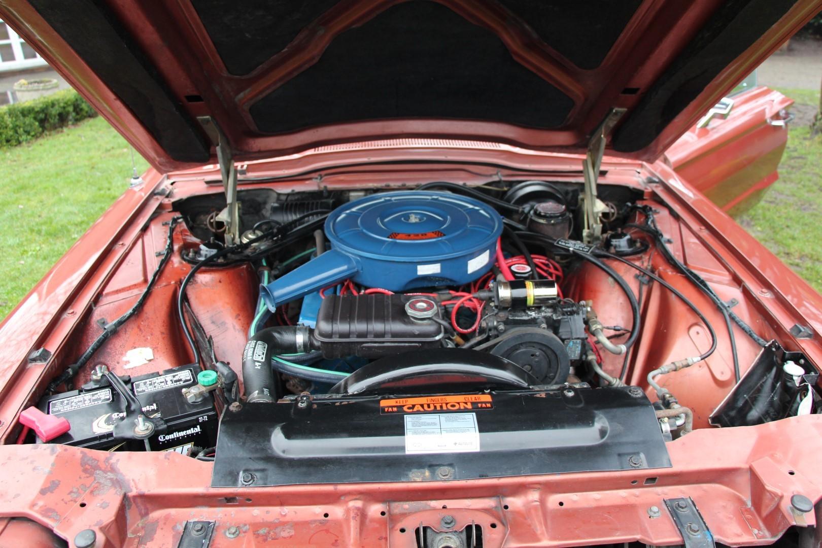 1966 Ford Thunderbird Town Landau 428 - emberglow (2)