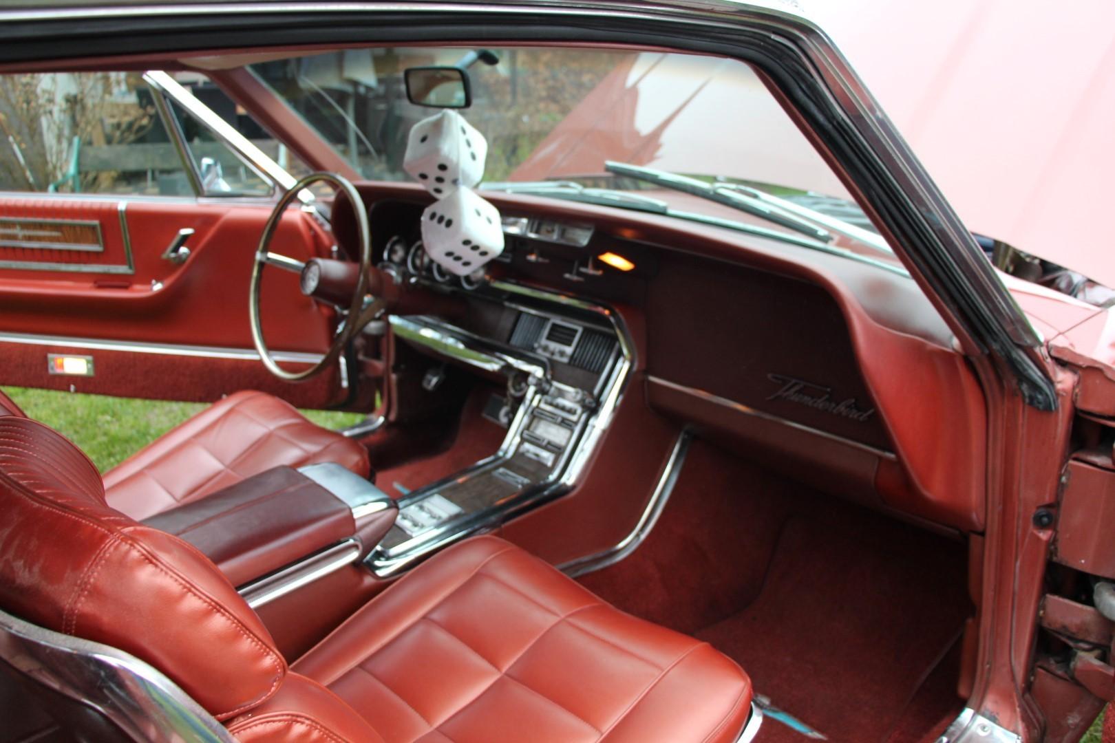 1966 Ford Thunderbird Town Landau 428 - emberglow (6)