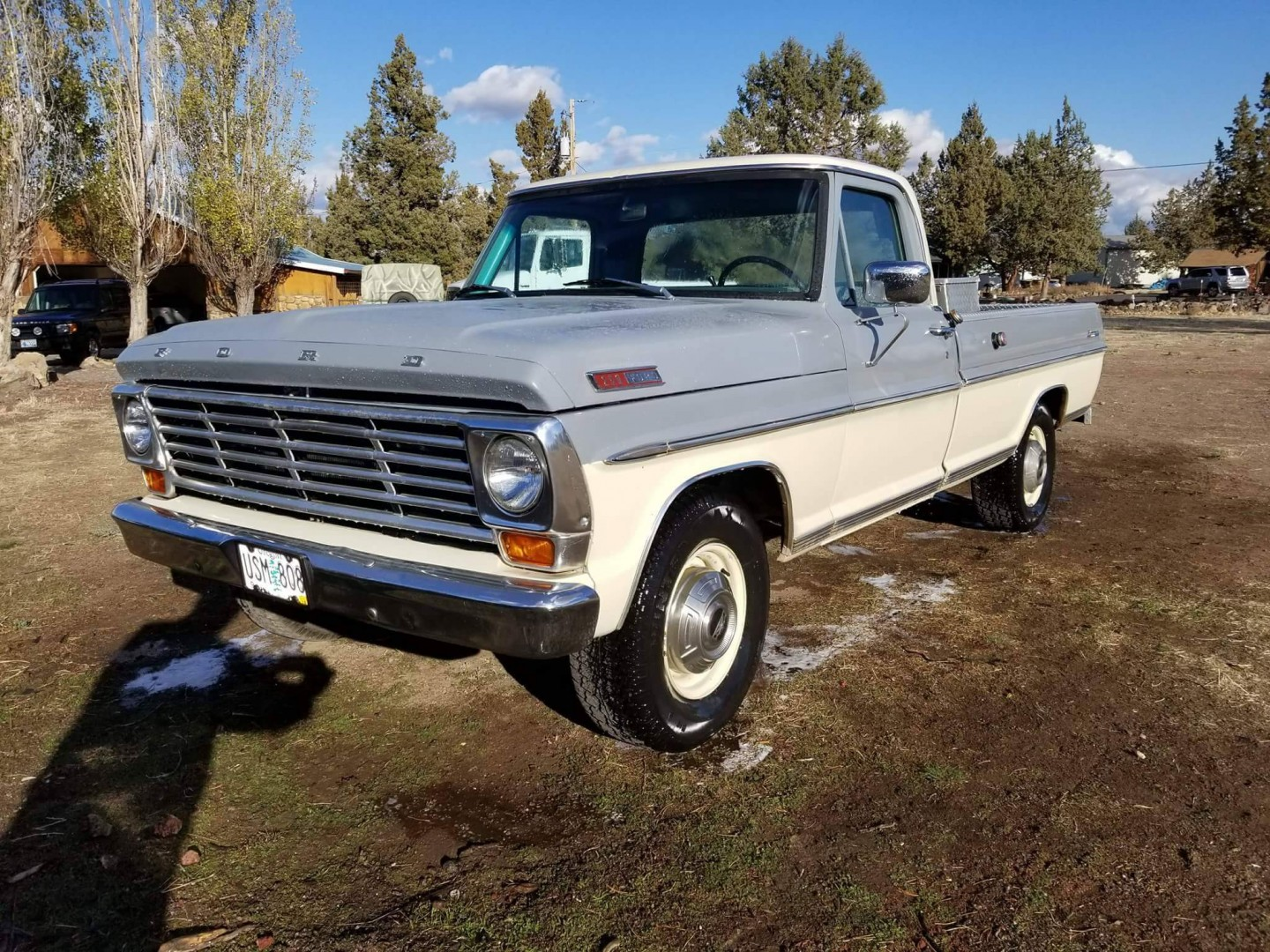1967 Ford F250 300ci straight six (17)