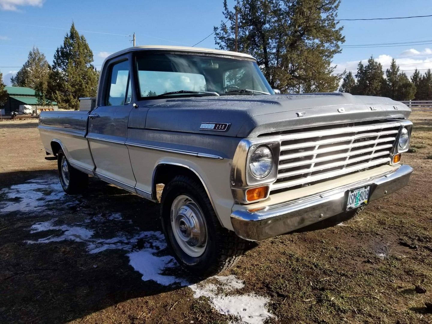 1967 Ford F250 300ci straight six (21)