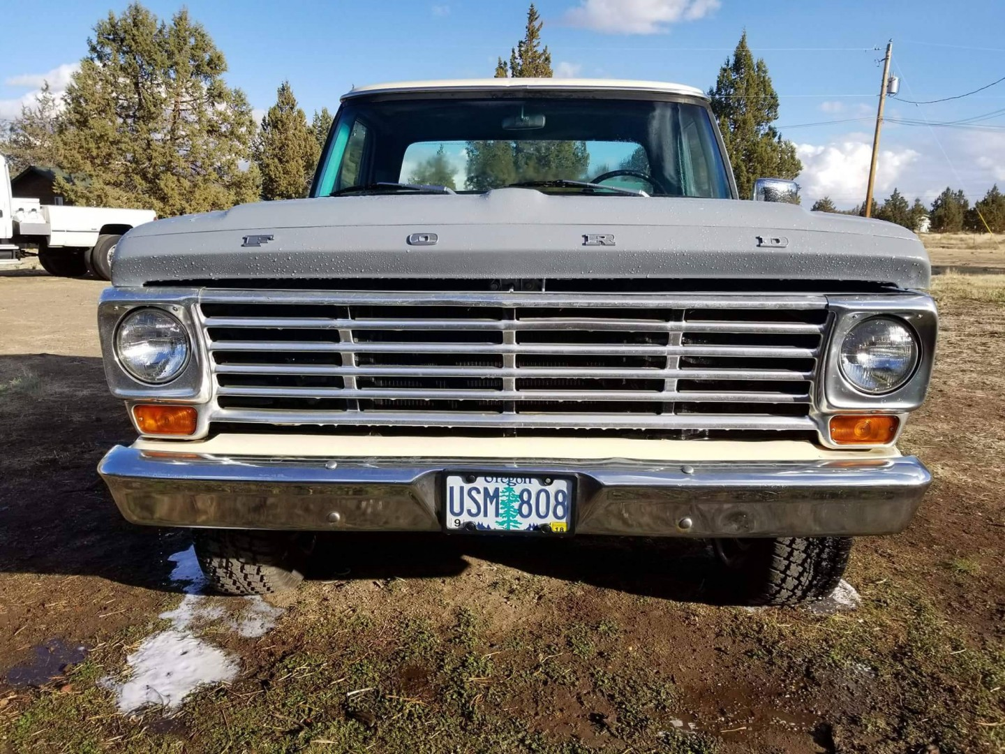 1967 Ford F250 300ci straight six (23)