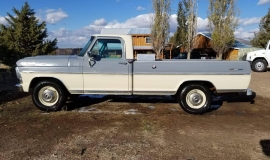 1967 Ford F250 300ci straight six (1)