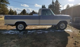 1967 Ford F250 300ci straight six (18)