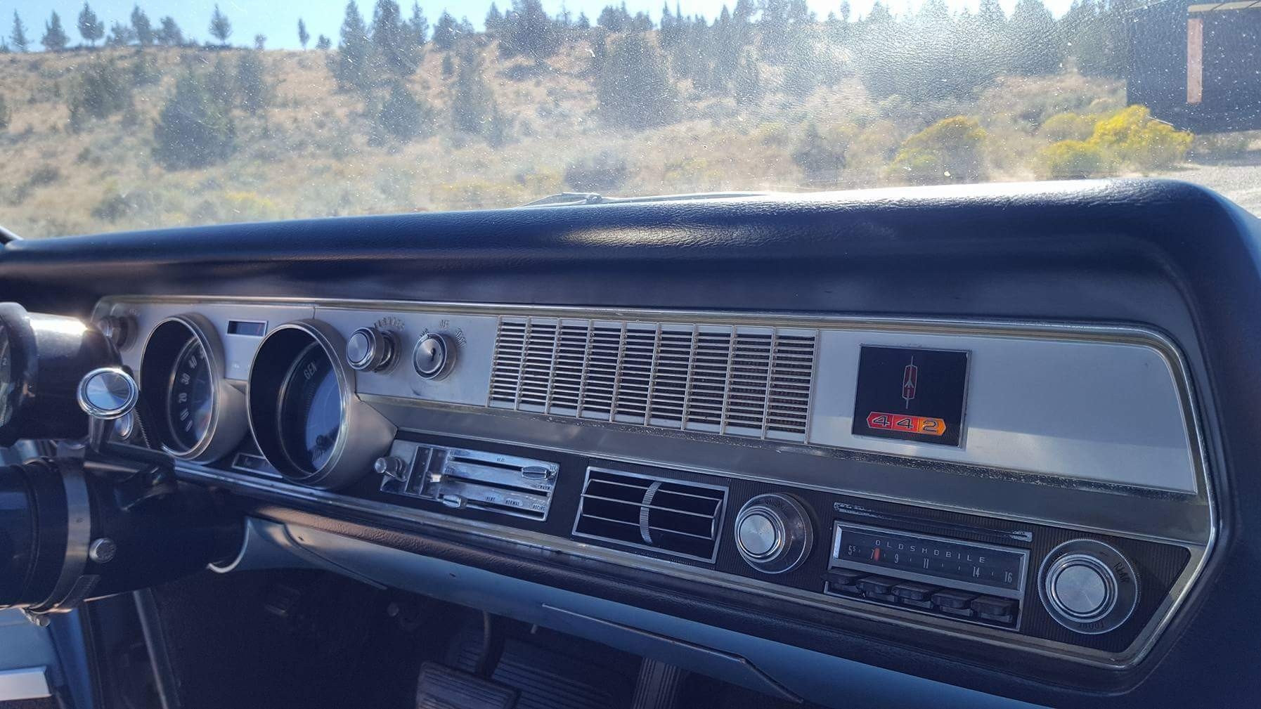 1967 Oldsmobile 442 (18)