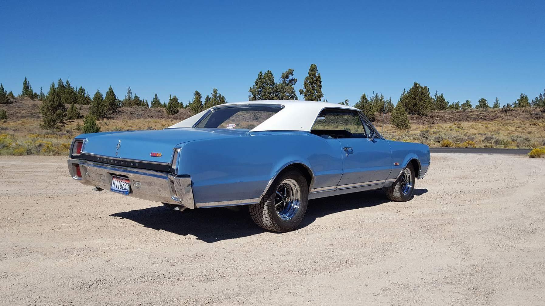 1967 Oldsmobile 442 (33)