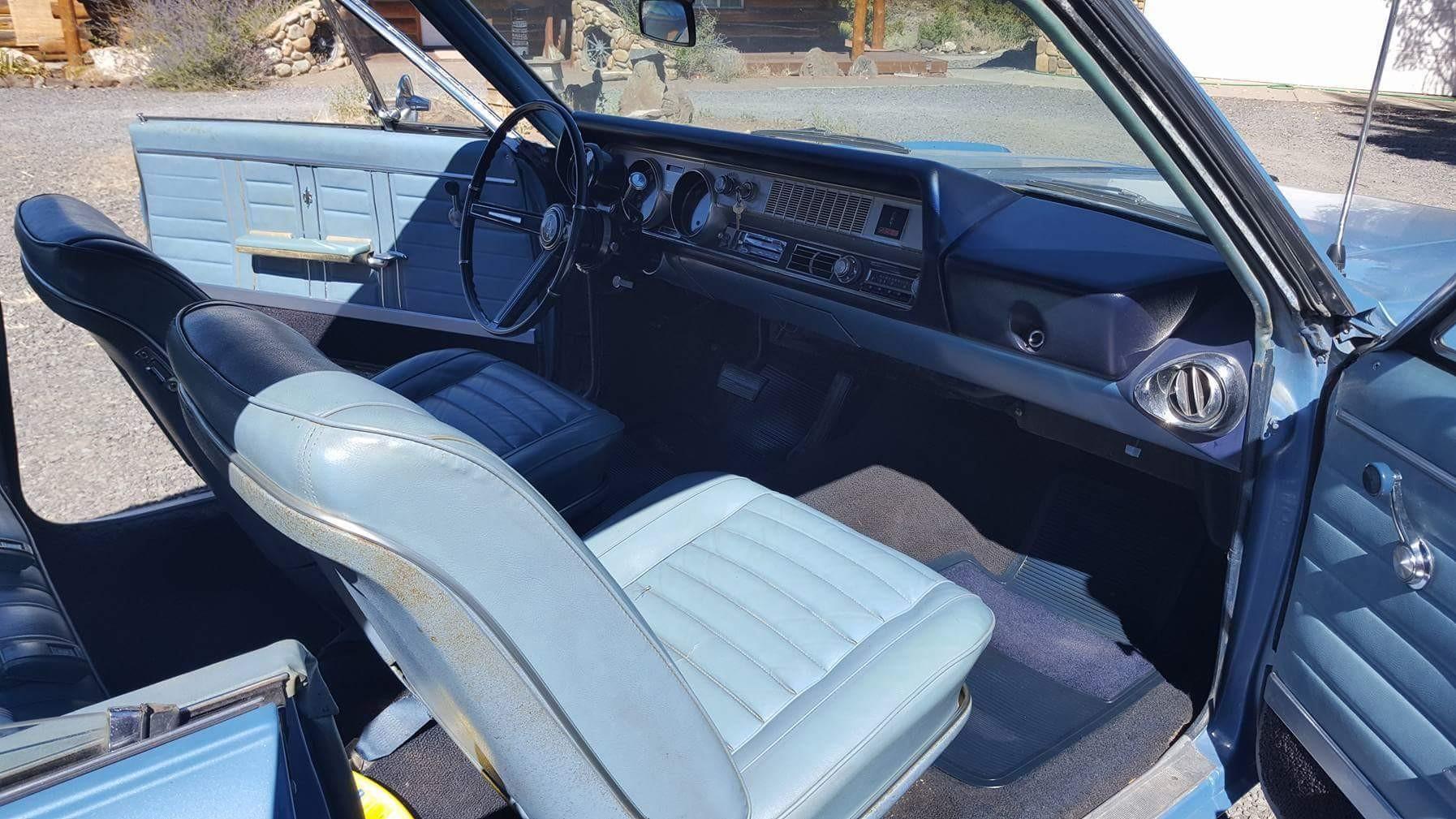 1967 Oldsmobile 442 – Speed Monkey Cars