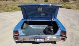 1967 Oldsmobile 442 (1)