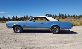 1967 Oldsmobile 442 (10)