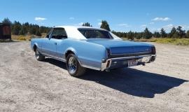 1967 Oldsmobile 442 (2)
