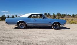 1967 Oldsmobile 442 (3)