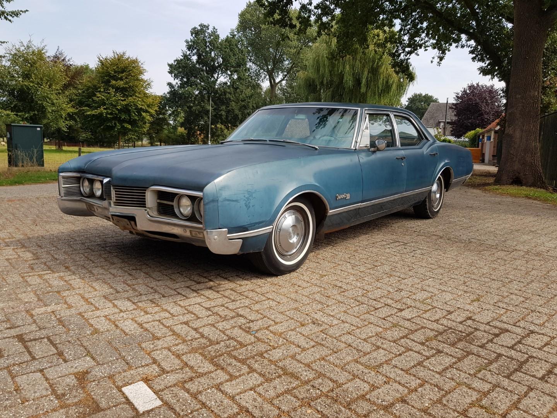 1967 Oldsmobile Delmont 88 425ci (1)