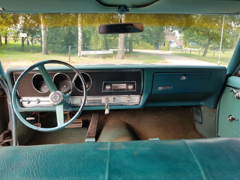 1967 Oldsmobile Delmont 88 425ci (13)