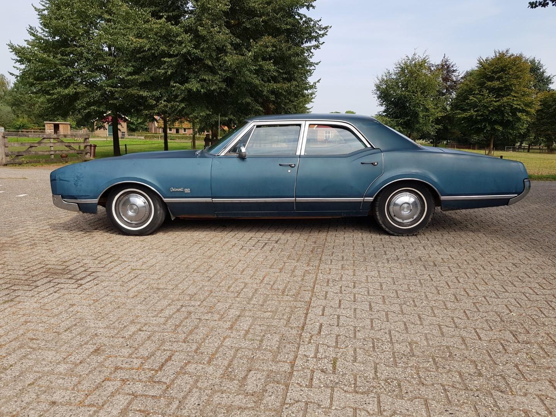 1967 Oldsmobile Delmont 88 425ci (2)