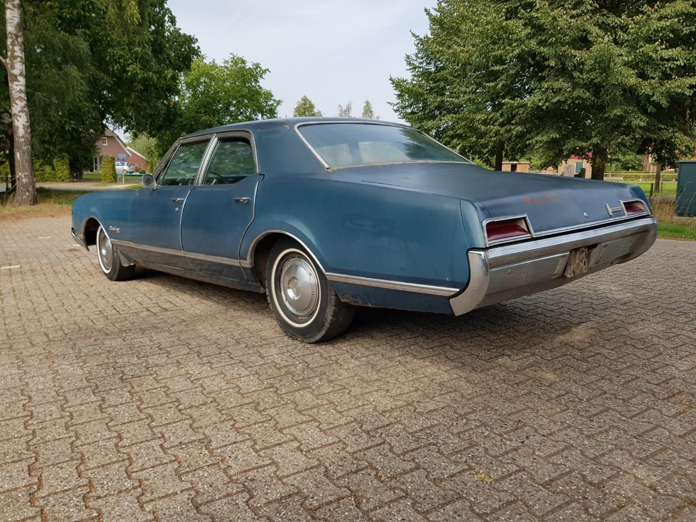 1967 Oldsmobile Delmont 88 425ci (3)