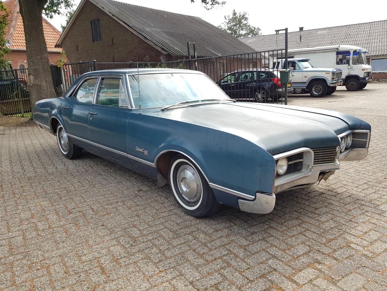 1967 Oldsmobile Delmont 88 425ci (7)