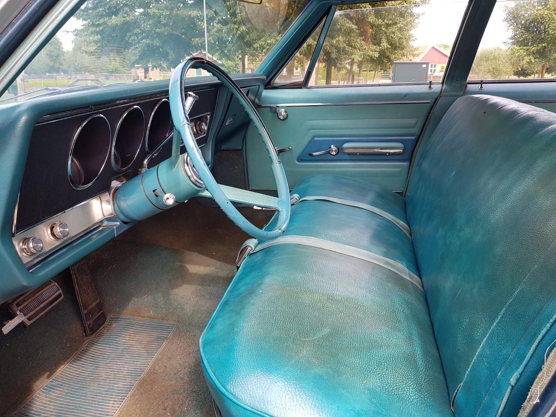 1967 Oldsmobile Delmont 88 425ci (9)