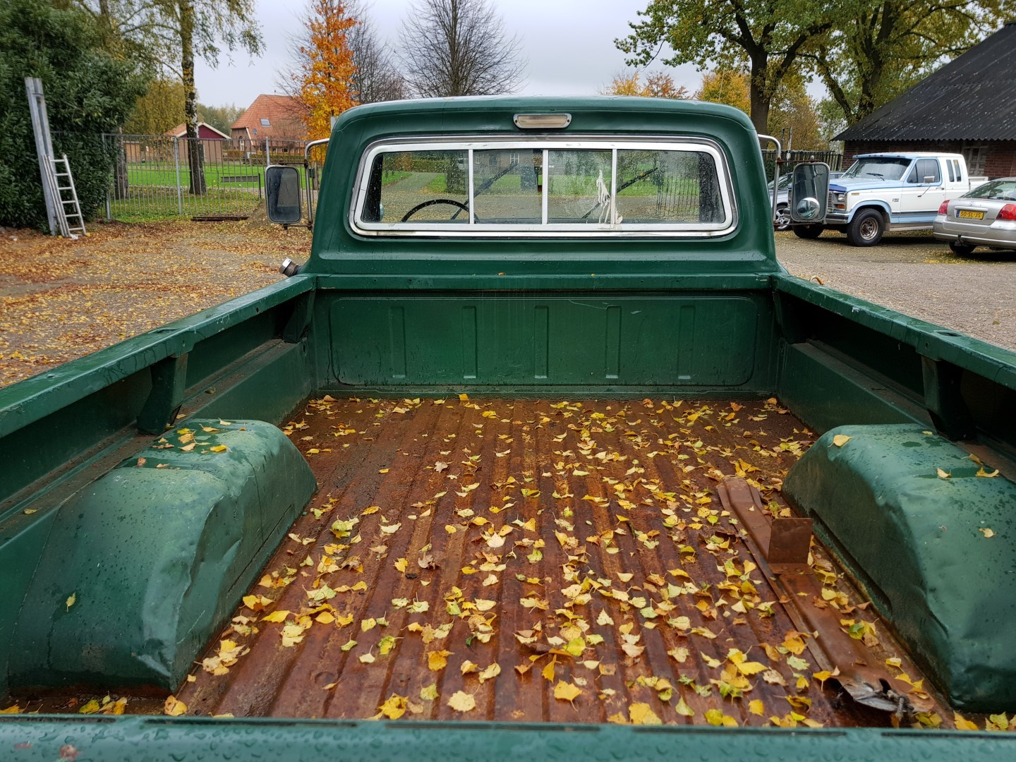 1968 Ford F100 with 390ci (10)