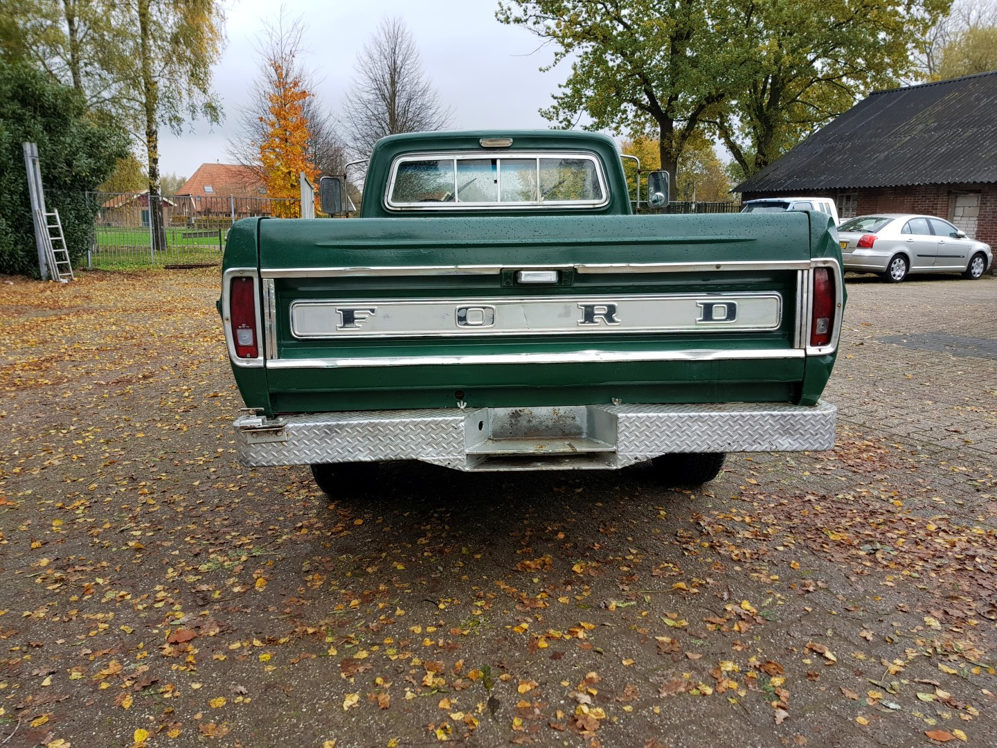 1968 Ford F100 with 390ci (5)