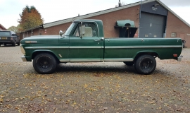 1968 Ford F100 with 390ci (3)