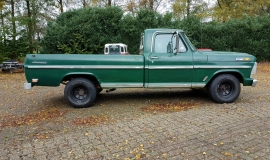 1968 Ford F100 with 390ci (7)