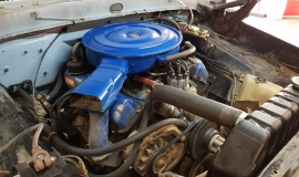 1968 Ford F250 Camper Special 360ci V8 Manual (18)