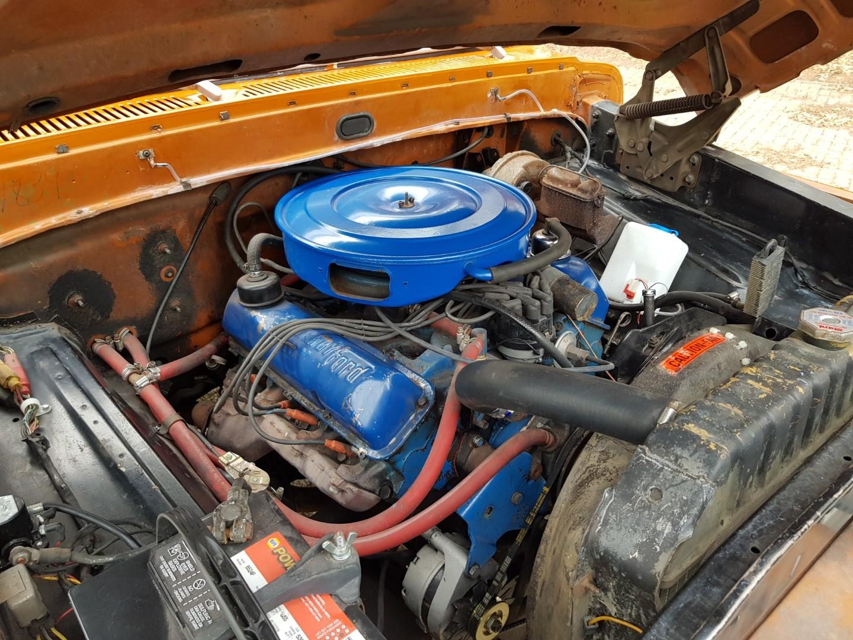 1969 Ford F250 390ci V8 automatic (16)