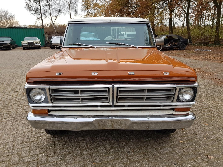 1969 Ford F250 390ci V8 automatic (9)