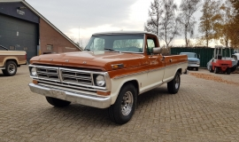 1969 Ford F250 390ci V8 automatic (1)