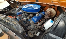1969 Ford F250 390ci V8 automatic (15)