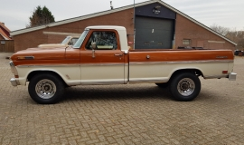 1969 Ford F250 390ci V8 automatic (2)