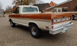 1969 Ford F250 390ci V8 automatic (3)
