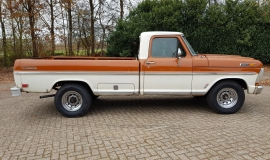 1969 Ford F250 390ci V8 automatic (7)