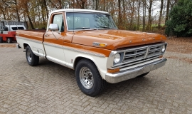 1969 Ford F250 390ci V8 automatic (8)