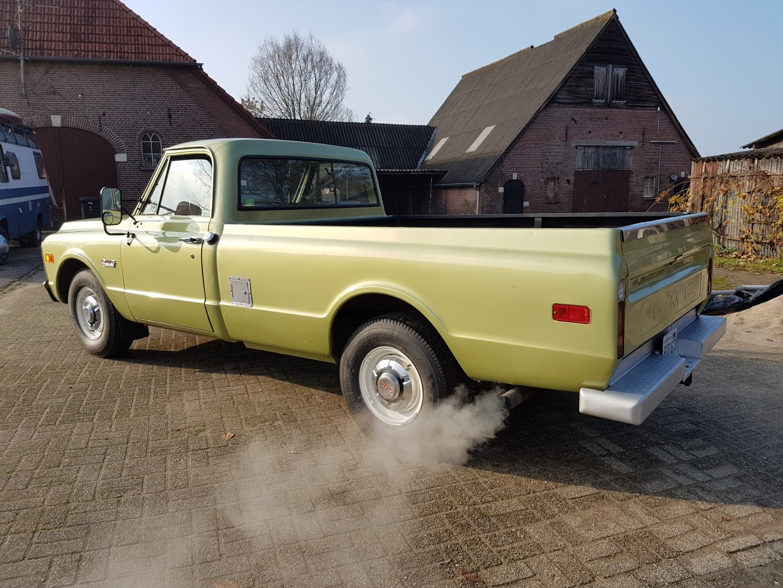 1969 Gmc Truck 1969 Gmc 2500 Super Custom Speed Monkey Cars