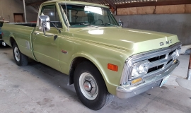 1969 GMC 2500 Super Custom (1)
