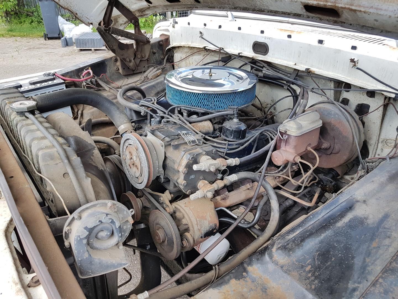 1970 Ford F250 Camper Special 360ci V8 (21)