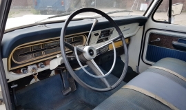 1970 Ford F250 Camper Special 360ci V8 (26)