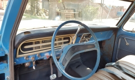 1970 Ford F250 360ci Camper Special (11)