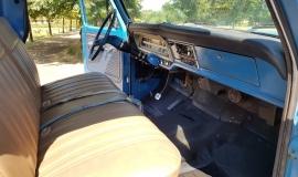 1970 Ford F250 360ci Camper Special (13)