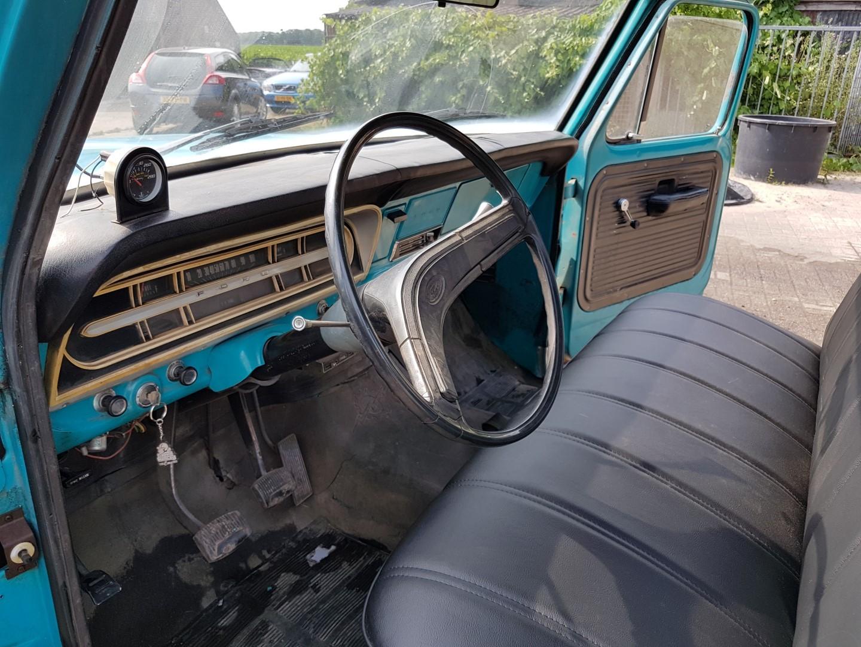 1971 Ford F100 302ci V8 (17)