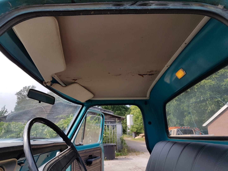 1971 Ford F100 302ci V8 (20)