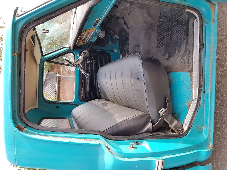 1971 Ford F100 302ci V8 (23)