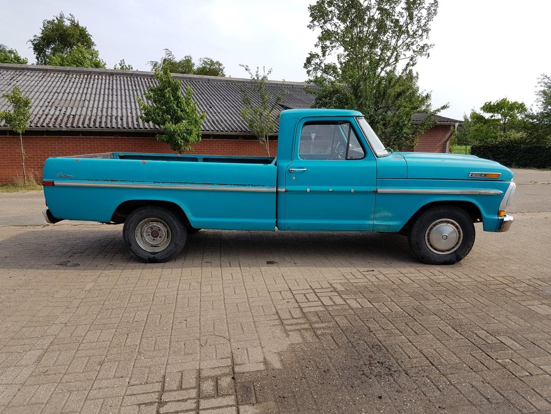 1971 Ford F100 302ci V8 (7)