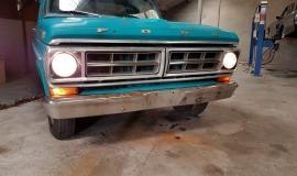 1971 Ford F100 302ci V8 (1)