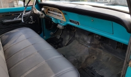 1971 Ford F100 302ci V8 (21)
