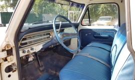 1971 Ford F250 390ci V8 (10)